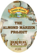 Sierra Nevada Beer Camp 026: Almond Marzen Project