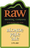 Raw Blonde Pale Ale