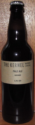 The Kernel Pale Ale Cascade