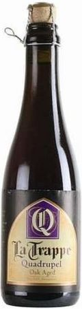 La Trappe Quadrupel Oak Aged Batch #1