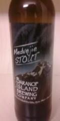 Baranof Island Medvejie Stout