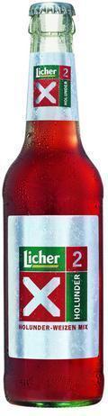 Licher X 2 Holunder