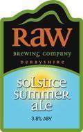 Raw Solstice Summer Ale
