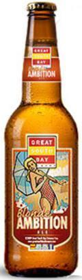Great South Bay Blonde Ambition