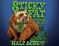 Half Acre Sticky Fat American Dark Ale