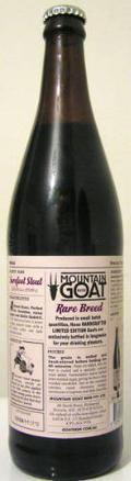 Mountain Goat Rare Breed Surefoot Stout