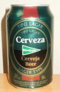 El Corte Ingles Cerveza Tipo Lager (Mahou)