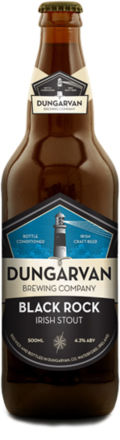 Dungarvan Black Rock Irish Stout