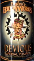 Fegley's Brew Works Devious Imperial Pumpkin