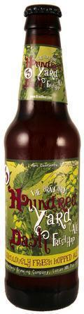 Brau Brothers Hundred Yard Dash Fresh Hop Ale