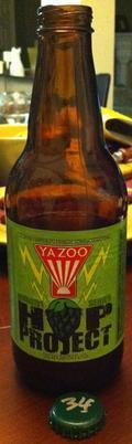 Yazoo Hop Project IPA #34