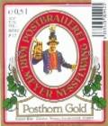 Postbrauerei Posthorn Gold
