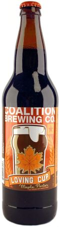 Coalition Loving Cup Maple Porter