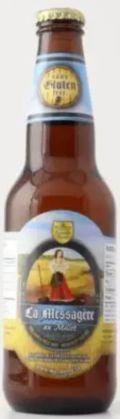 Les Bières de la Nouvelle-France La Messagère au Millet