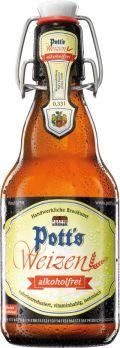 Potts Weizen Alkoholfrei