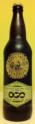 Flossmoor Station Rail Hopper IPA