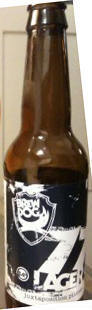 BrewDog 77 Lager (3.4%)