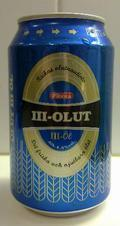 Pirkka III-olut (Blue can version)