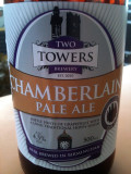 Two Towers Chamberlain Pale Ale