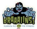 Spring House Braaaiins! Pumpkn Ale for Zombies