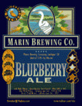 Marin Bluebeery Flavored Ale