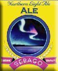 Sebago Northern Light Ale