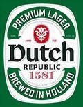 Dutch Republic 1581 Premium Lager