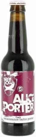 BrewDog Alice Porter (6.2%)