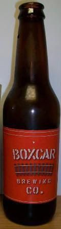 Boxcar Brown Ale