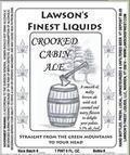 Lawson's Finest Crooked Cabin Ale (Brown Ale)