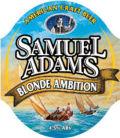 Shepherd Neame / Samuel Adams Blonde Ambition (Cask)
