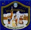 Erzgebirgisches Weihnachtsfestbier