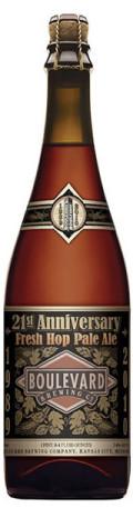 Boulevard 21st Anniversary Fresh Hop Pale Ale
