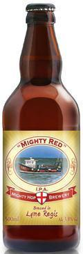 Mighty Hop Mighty Red IPA