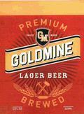 Goldmine Lager Beer