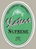 Slater's Supreme