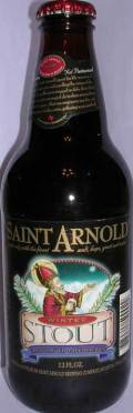 Saint Arnold Winter Stout
