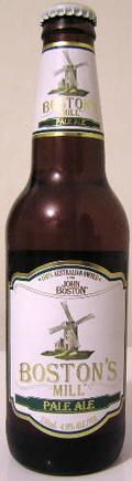 Boston's Mill Pale Ale
