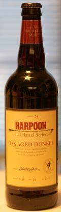 Harpoon 100 Barrel Series #34 - Oak Aged Dunkel