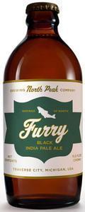 North Peak Furry Black IPA