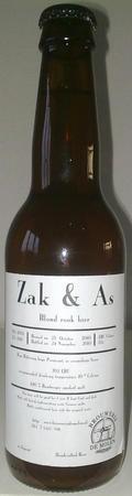 De Molen Zak & As (Sackcloth & Ashes)