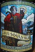 Big Sky All Souls Ale 2011