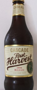 Cascade First Harvest Ale - 2013