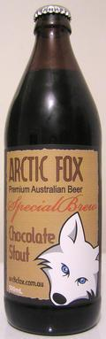 Arctic Fox Special Brew Chocolate Stout