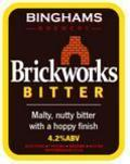 Binghams Brickworks Bitter