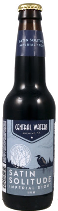 Central Waters Satin Solitude Imperial Stout