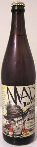 Mad Brewers Scribbly Gum Lager