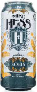 Mike Hess Solis Occasus (WestCoaster) IPA