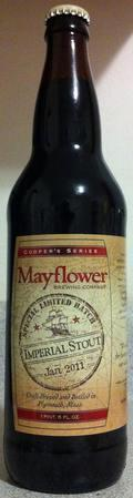 Mayflower Imperial Stout