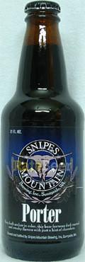 Snipes Mountain Porter (4.35%)